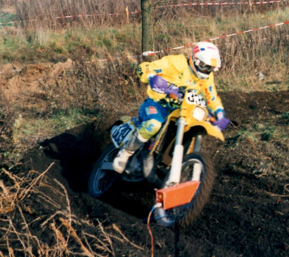 team suzuki kurz enduro dm burg brandenburg 1994